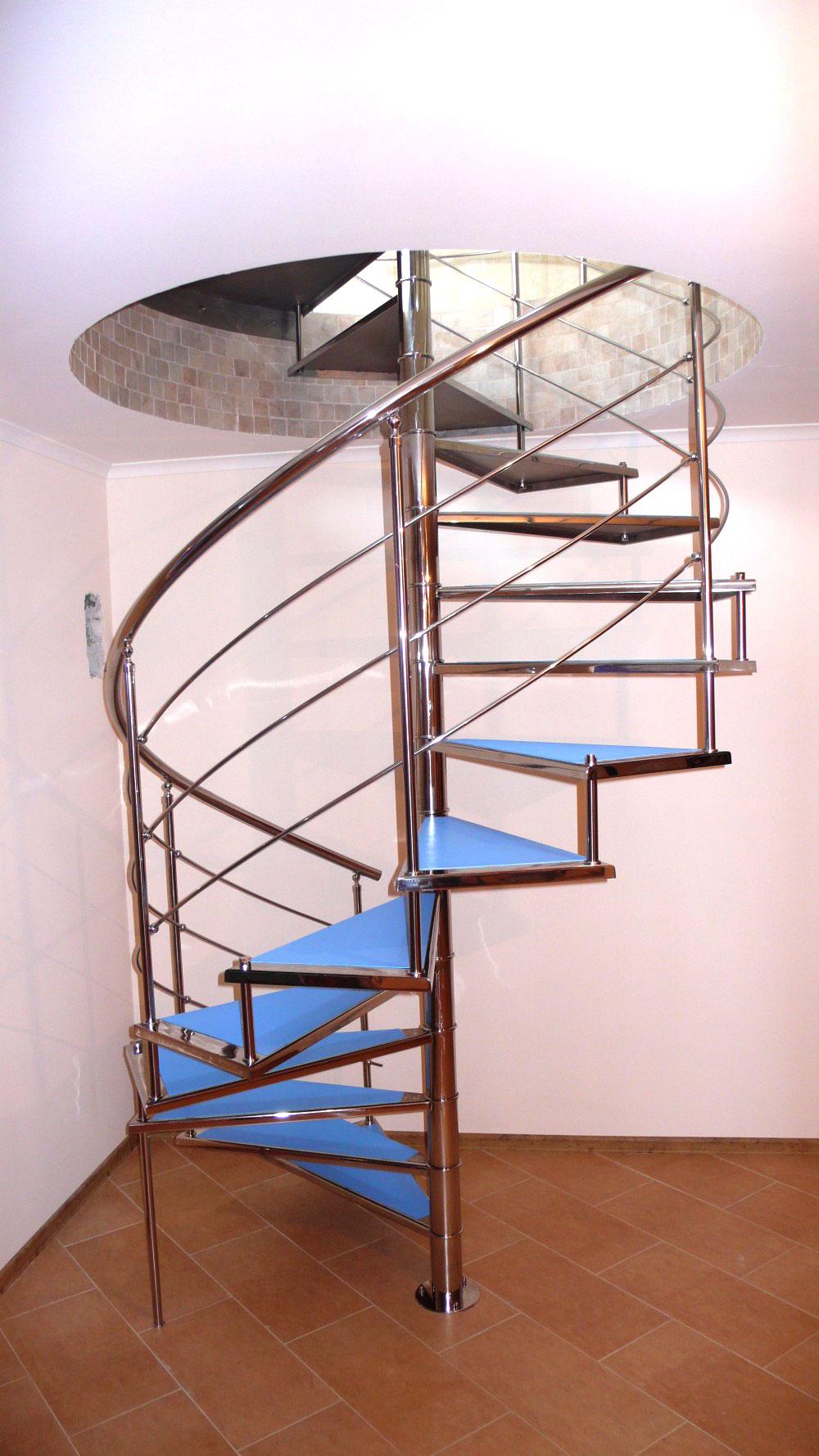 Фото металлических лестниц своими руками